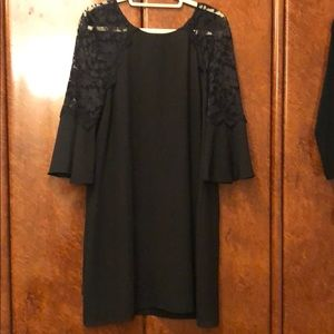 Badgley mishka Black dress size 12